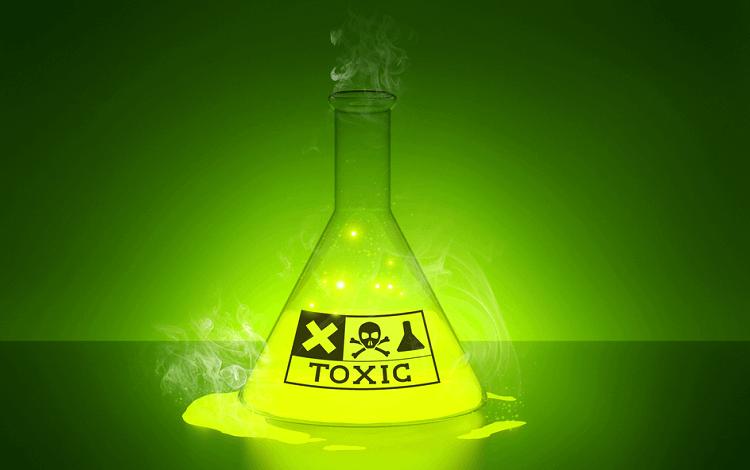 токсични съставки Амалина
